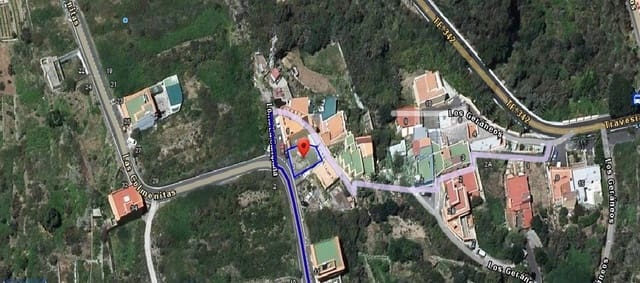 Terreno para Construção para venda em La Guancha - 24 000 € (Ref: 6189212)