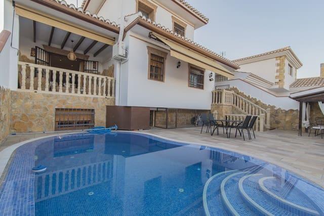 3 sypialnia Dom na sprzedaż w Lachar z basenem garażem - 258 000 € (Ref: 5656093)