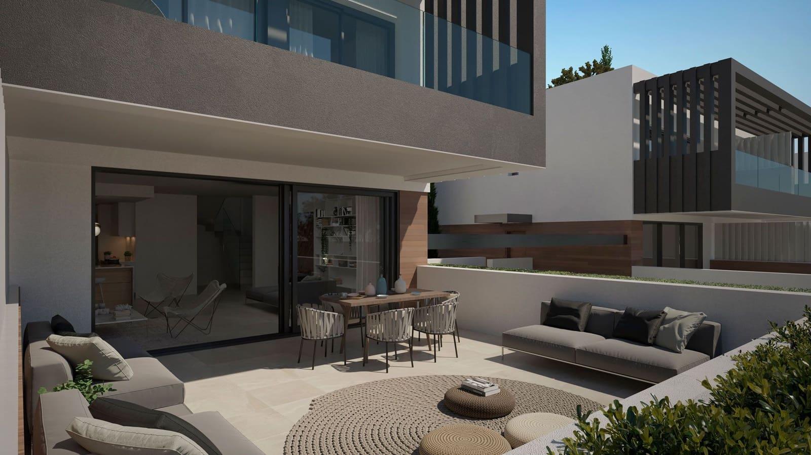 3 sypialnia Willa na sprzedaż w Estepona z basenem garażem - 424 996 € (Ref: 5566611)