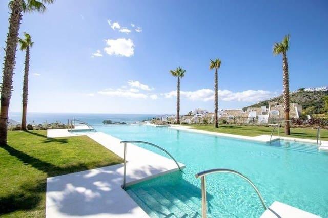 4 soverom Leilighet til salgs i Benalmadena Costa med svømmebasseng garasje - € 499 000 (Ref: 5683738)