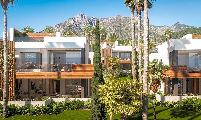 4 bedroom Villa for sale in Marbella with pool - € 1,550,950 (Ref: 5972369)