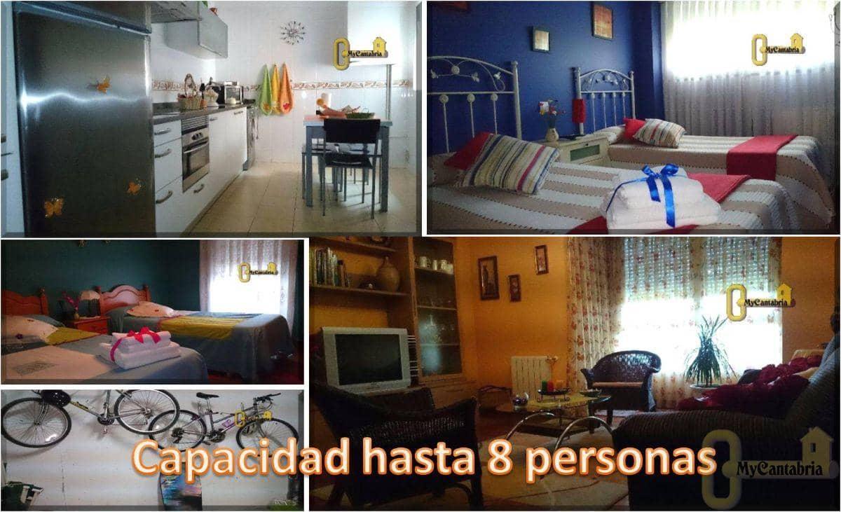 Piso de 3 habitaciones en Solares en alquiler vacacional con piscina garaje - 1.300 € (Ref: 5639876)