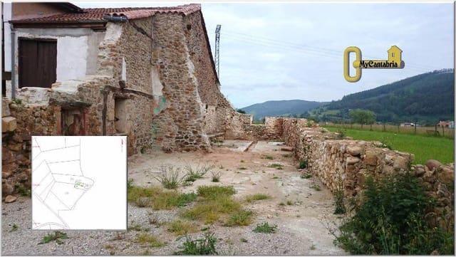 Byggetomt til salgs i Santa Maria de Cayon - € 32 000 (Ref: 5639926)