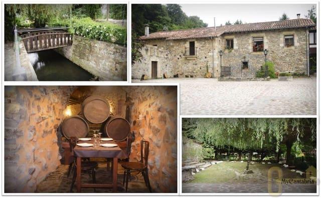 10 sypialnia Willa na sprzedaż w Santiurde de Toranzo - 399 000 € (Ref: 5640216)