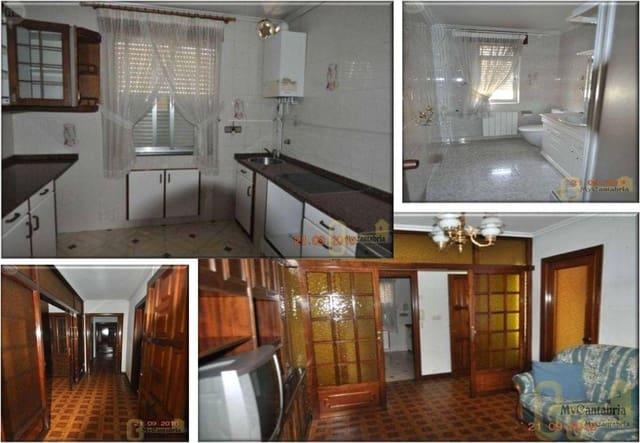 Piso de 4 habitaciones en Barreda en venta - 55.000 € (Ref: 5640222)