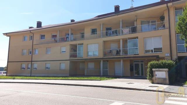 3 sypialnia Mieszkanie na sprzedaż w Comillas z garażem - 99 000 € (Ref: 5640243)