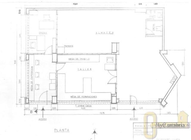 4 bedroom Commercial for sale in Bilbao - € 175,000 (Ref: 5640365)