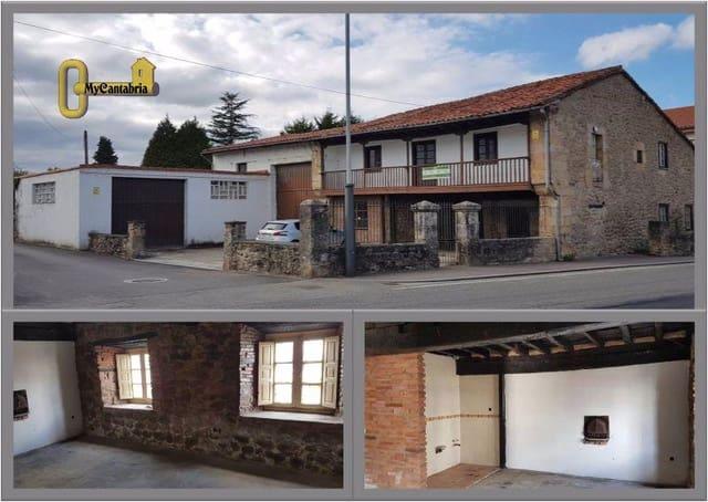 10 chambre Maison de Ville à vendre à Mazcuerras avec garage - 149 000 € (Ref: 5642274)
