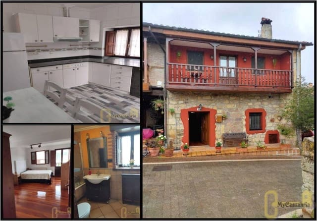 Casa de 3 habitaciones en Socobio en venta con garaje - 129.000 € (Ref: 5642403)