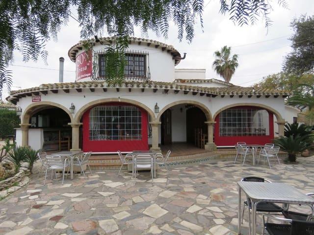 4 sypialnia Restauracja lub bar na sprzedaż w El Vergel / Verger - 1 000 000 € (Ref: 5874603)
