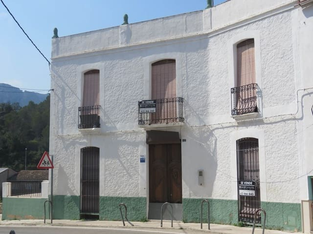4 bedroom Townhouse for sale in Beniali with garage - € 110,000 (Ref: 5876085)