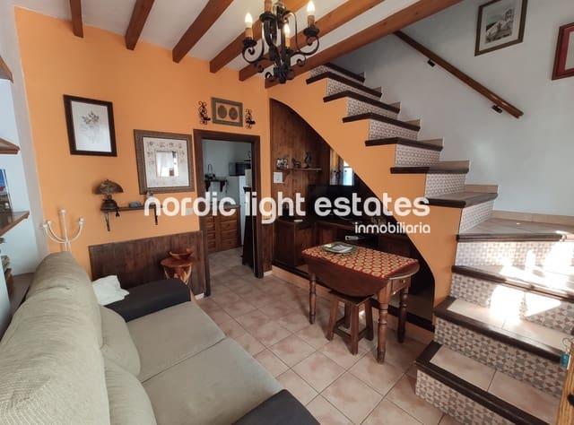 2 slaapkamer Halfvrijstaande villa te huur in Frigiliana - € 480 (Ref: 5914304)