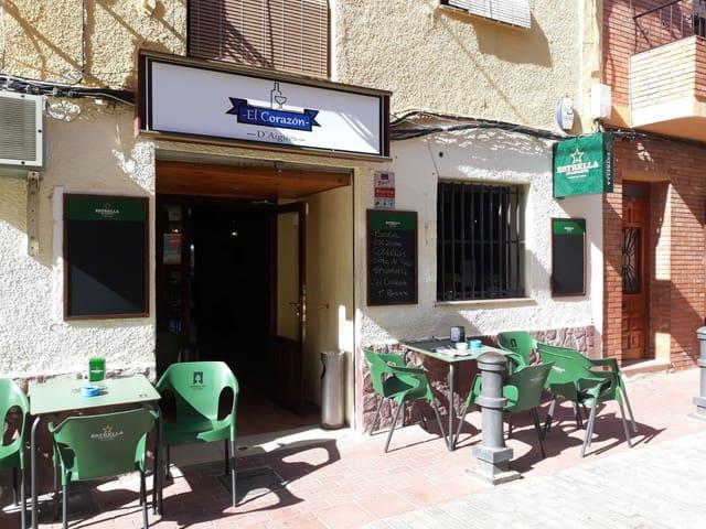 Restaurant/Bar à vendre à Aguas de Busot / Aigues - 39 999 € (Ref: 5701963)