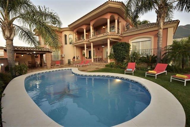 4 soverom Villa til leie i Alhaurin el Grande med svømmebasseng - € 3 000 (Ref: 5853528)
