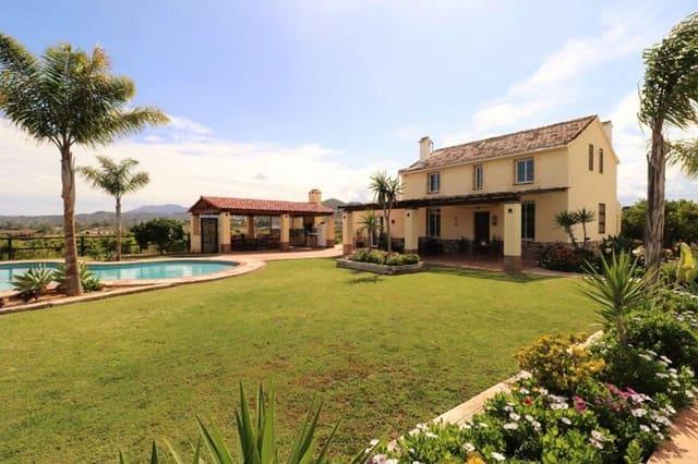 3 soverom Villa til leie i Alhaurin el Grande med svømmebasseng - € 2 200 (Ref: 6111971)