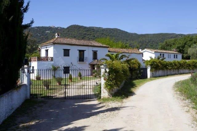 Ubebygd land til salgs i Jimena de la Frontera - € 1 890 000 (Ref: 5627388)