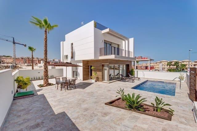 3 sypialnia Willa na sprzedaż w Orihuela Costa z basenem - 290 000 € (Ref: 5767437)