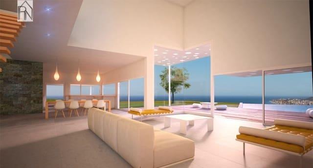 4 chambre Villa/Maison à vendre à Carvajal avec piscine garage - 2 600 000 € (Ref: 5870632)