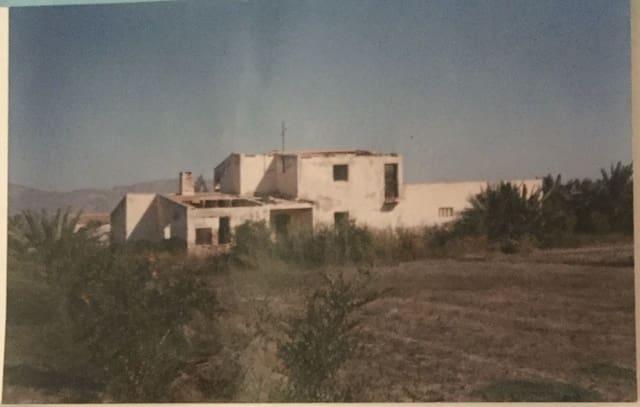Ubebygd land til salgs i Crevillente / Crevillent - € 115 000 (Ref: 5630203)