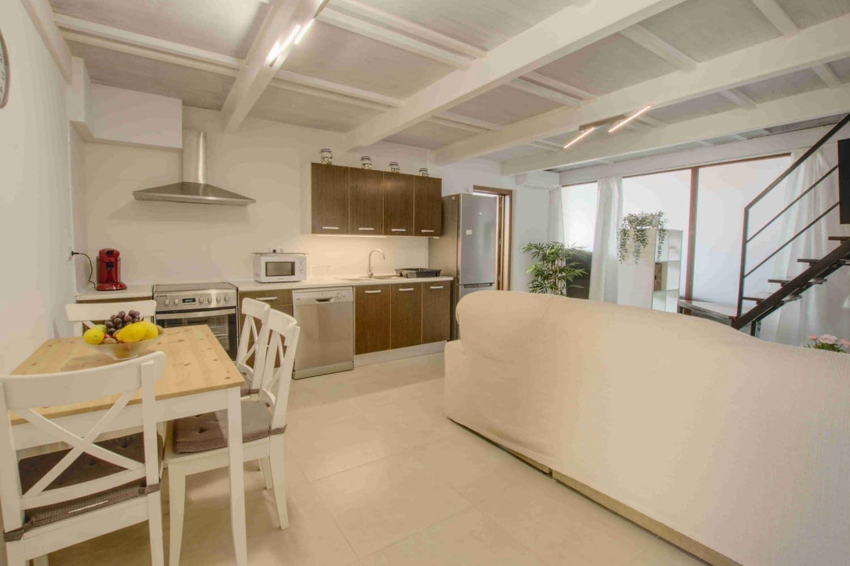 2 soverom Hus til leie i Ca'n Picafort med svømmebasseng garasje - € 1 500 (Ref: 5984271)