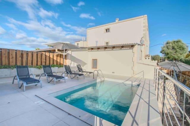 2 soveværelse Byhus til leje i Ca'n Picafort med swimmingpool garage - € 1.500 (Ref: 5984271)