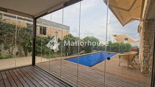 4 quarto Moradia para venda em Alcudia com piscina garagem - 590 000 € (Ref: 5984311)