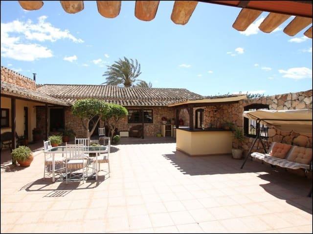 5 sypialnia Finka/Dom wiejski na sprzedaż w Fuente Alamo de Murcia z basenem garażem - 345 000 € (Ref: 5649572)