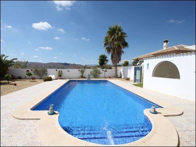 3 sypialnia Willa na sprzedaż w Arboleas z basenem - 189 000 € (Ref: 5649711)
