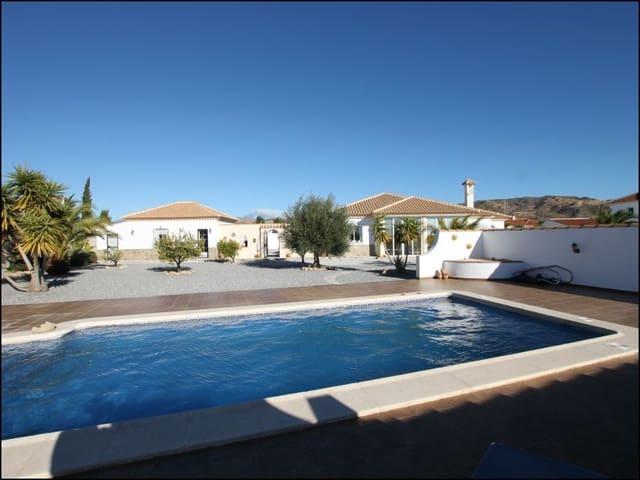 3 soveværelse Villa til salg i Albox med swimmingpool garage - € 329.950 (Ref: 5809169)