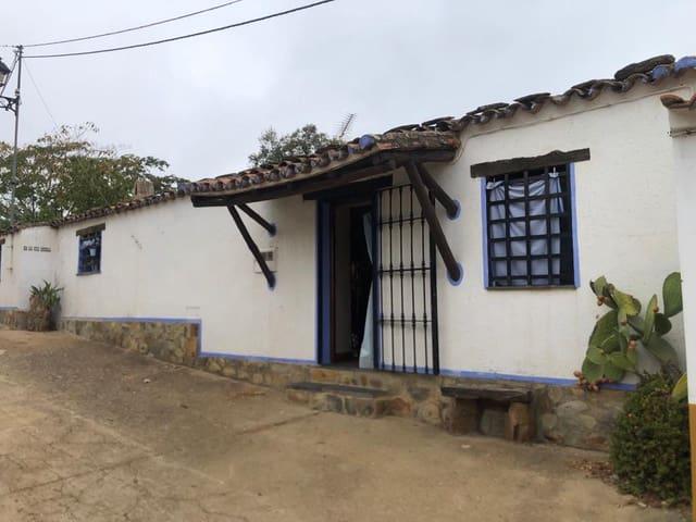 2 sovrum Finca/Hus på landet till salu i La Codosera - 76 000 € (Ref: 6383087)