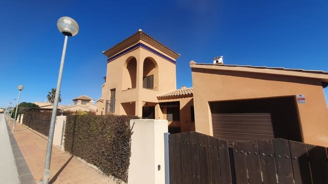 4 camera da letto Villa da affitare come casa vacanza in Hacienda del Alamo - 1.000 € (Rif: 5921925)