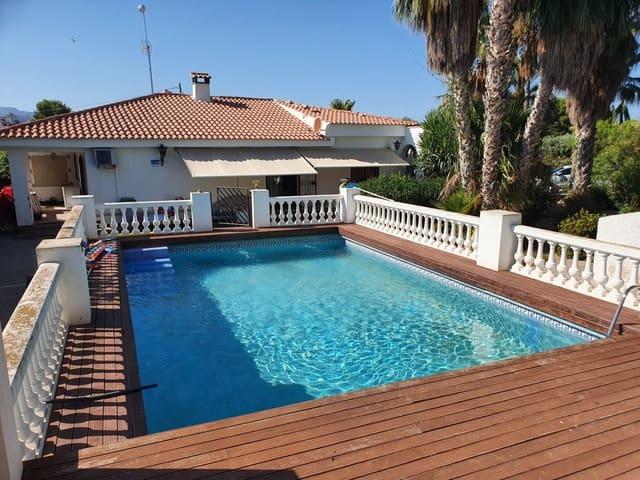4 sovrum Villa till salu i Canada del Fenollar med pool garage - 390 000 € (Ref: 5655896)