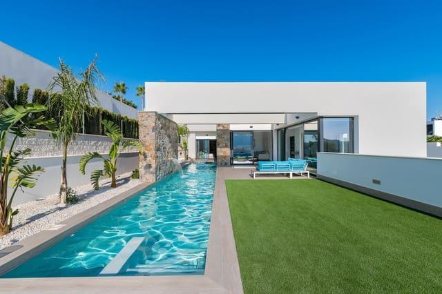 3 Zimmer Villa zu verkaufen in Ciudad Quesada mit Pool - 599.000 € (Ref: 5728131)