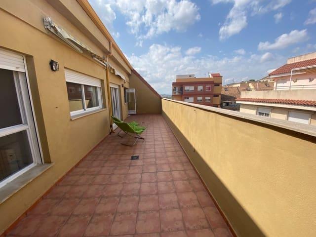 2 quarto Penthouse para arrendar em Lliria com garagem - 650 € (Ref: 6312427)