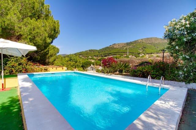 4 sovrum Villa till salu i Pinos de Alhaurin med pool - 400 000 € (Ref: 5710334)