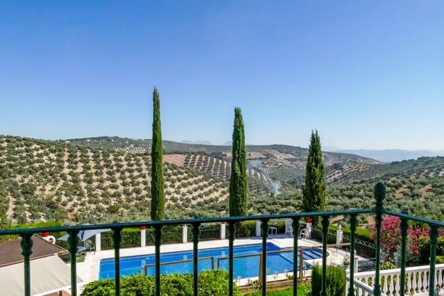 4 soverom Finca/Herregård til salgs i Villanueva de Tapia med svømmebasseng - € 439 000 (Ref: 5776771)