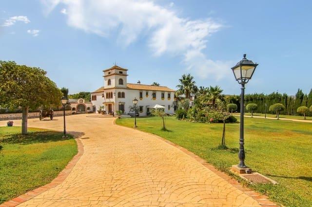 7 sovrum Finca/Hus på landet till salu i Mijas Golf med pool - 1 250 000 € (Ref: 5776772)