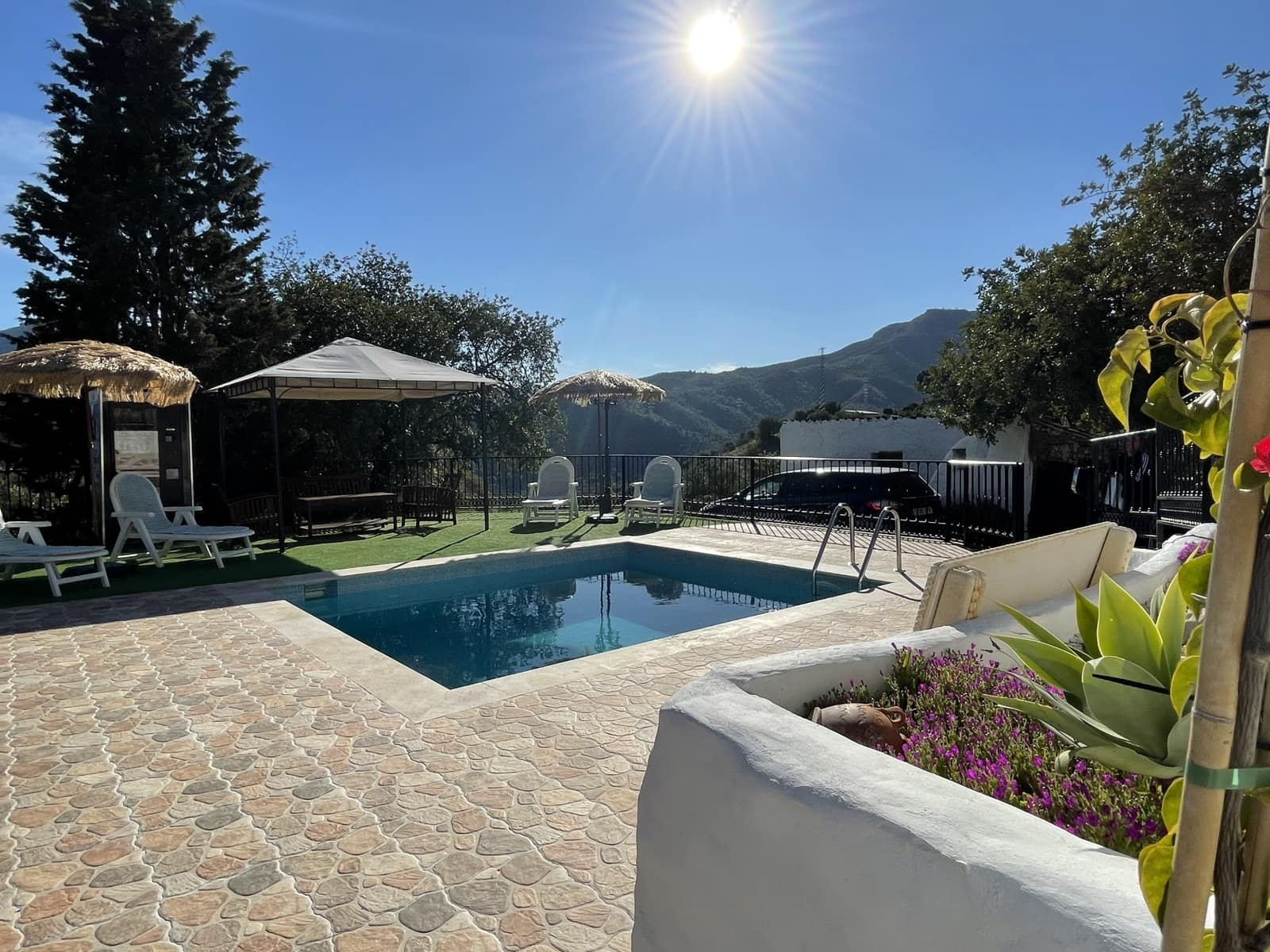 2 bedroom Finca/Country House for sale in El Chorro with pool - € 374,500 (Ref: 5981410)