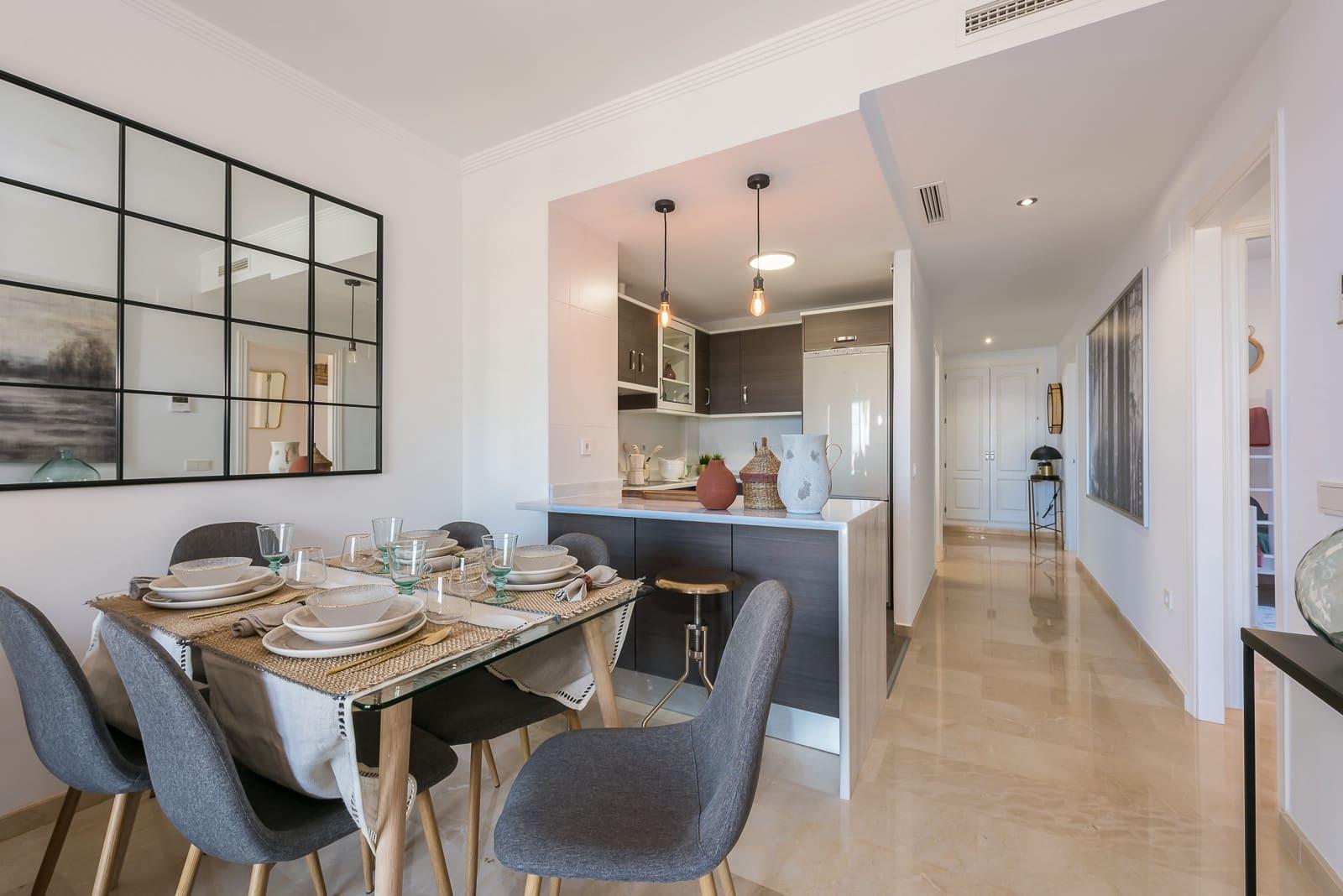 2 soveværelse Lejlighed til salg i Manilva med swimmingpool - € 124.000 (Ref: 6068198)