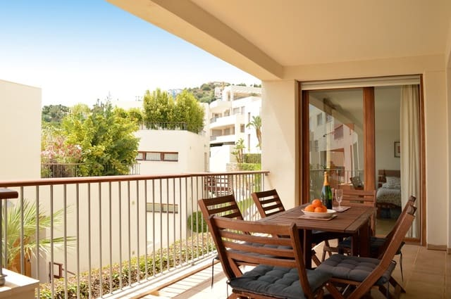 3 bedroom Apartment for holiday rental in Los Monteros with pool garage - € 850 (Ref: 5854544)