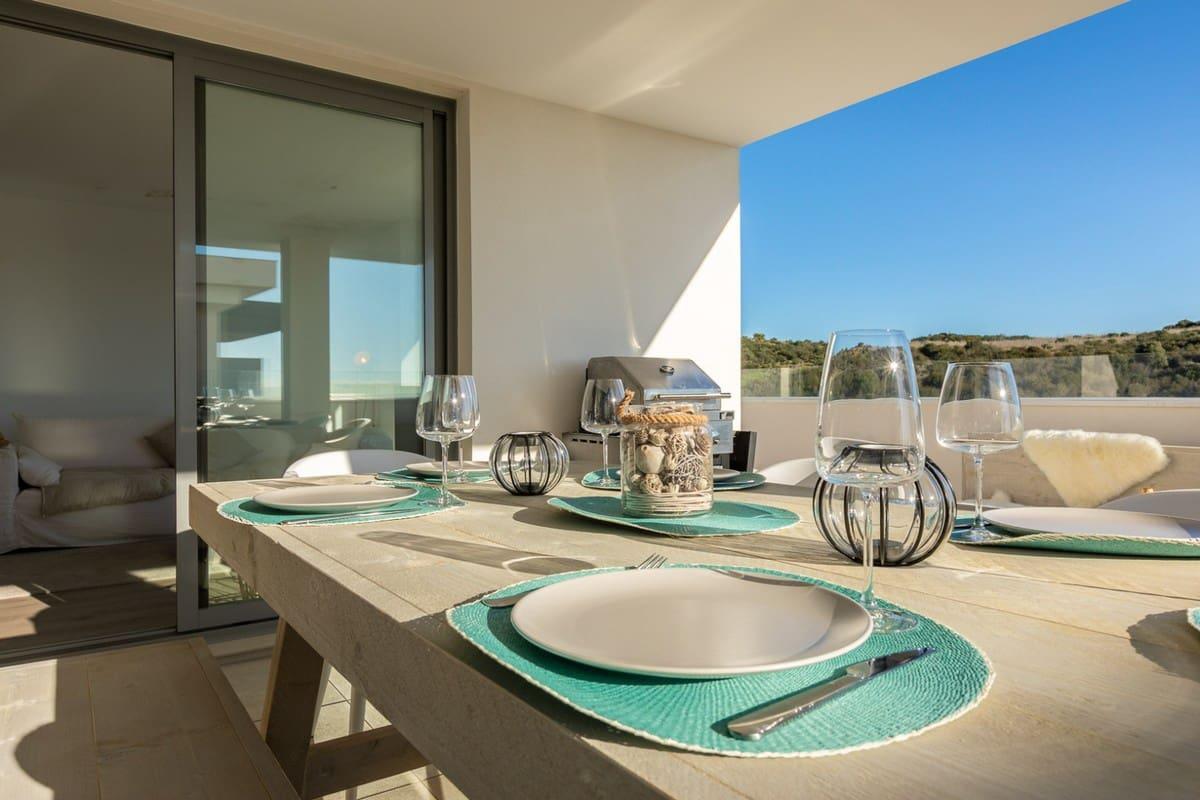 2 camera da letto Attico da affitare come casa vacanza in Estepona con piscina garage - 900 € (Rif: 5919001)