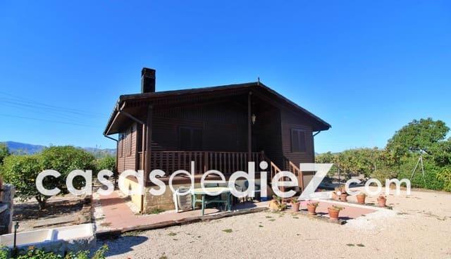 Casa de Madera de 2 habitaciones en Oliva Nova en venta con garaje - 69.900 € (Ref: 5673386)
