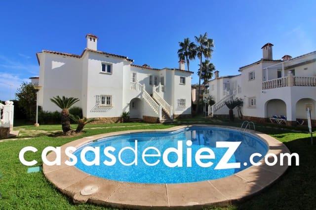3 Zimmer Doppelhaus zu verkaufen in Oliva Nova mit Pool Garage - 160.000 € (Ref: 5707263)