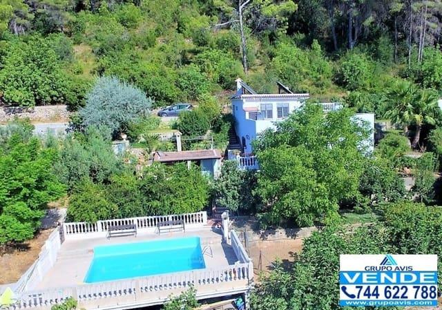 4 sypialnia Finka/Dom wiejski na sprzedaż w Alfauir z basenem - 165 000 € (Ref: 5683143)