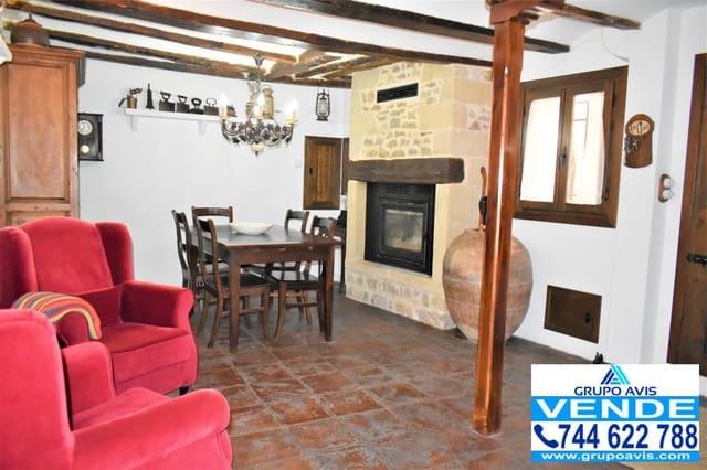3 slaapkamer Huis te koop in Rubielos de Mora - € 240.000 (Ref: 5683175)