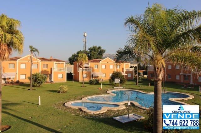 2 slaapkamer Halfvrijstaande villa te koop in Oliva Nova met zwembad - € 138.500 (Ref: 5683659)