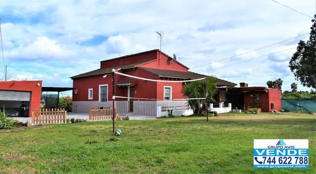 3 quarto Quinta/Casa Rural para venda em Gandia com piscina garagem - 290 000 € (Ref: 5993709)