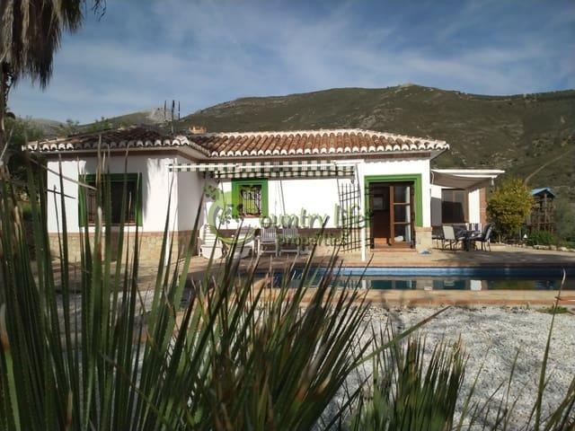 3 makuuhuone Huvila myytävänä paikassa Alcaucin mukana uima-altaan - 285 000 € (Ref: 6062160)