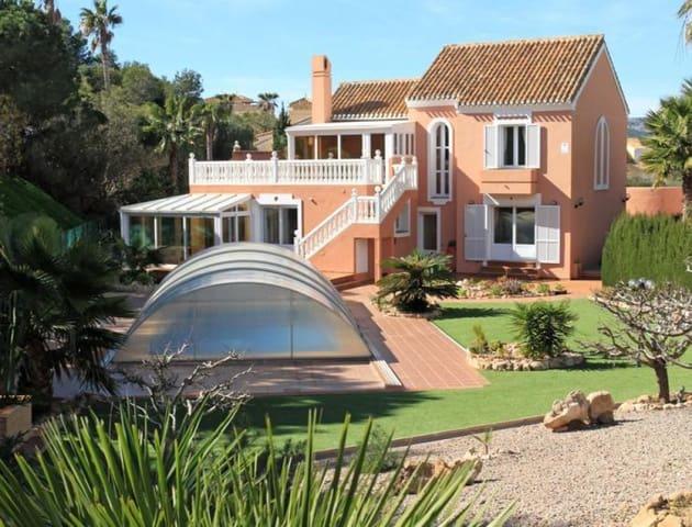 4 quarto Moradia para venda em La Manga Club com piscina garagem - 750 000 € (Ref: 5873961)