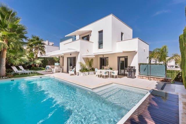 4 soveværelse Villa til salg i La Manga Club med swimmingpool garage - € 750.000 (Ref: 5873991)